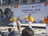 Prepare agenda, dan a conocer elenco artístico del Carnaval de Veracruz 2018