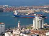 Rompe récord histórico el Puerto de Veracruz en manejo de carga