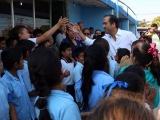 Anuncia Fernando Yunes 75 mdp para escuelas porteñas