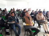 Instalan Consejo Municipal de PC en zona de Perote
