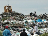 Encuentran cuerpo de mujer en el basurero de Veracruz