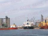 Clima adverso retrasó operaciones portuarias
