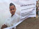 Cumple una semana desaparecido Julio César Hermida Viñas
