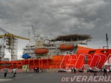 Aparece otro dueño al buque Caballo Maya, suman ya 21 demandas laborales