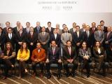 Fortalecer la unidad y espíritu de equipo para abatir las carencias en el país: Eviel Pérez Magaña