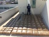 Asegura Policía Federal cargamento de mariguana en Cosoleacaque