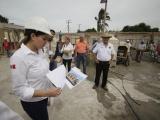 Recibe Veracruz presupuesto histórico del Fondo de Aportaciones para la Infraestructura Social