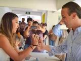 Juan Manuel Unánue confía en que resultados le favorezcan