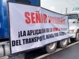 Piden prórroga transportistas para cambiar autopartes de sus unidades