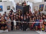 Alas para Volar, exposición sobre Frida Kahlo, en el Congreso del Estado
