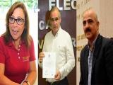 Veracruz con tres senadores electos