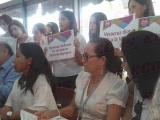 Demandan a legisladores locales a no reformar el Código Penal en materia de aborto