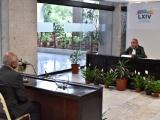 Raúl Aurelio Hernández, aspirante a Contralor del OPLE acude a entrevista