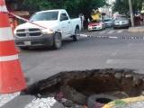 Aumenta presencia de baches, Ayuntamiento de Veracruz lo niega