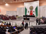 Por ley, Gobernador comparecerá ante el Pleno, al término de la Glosa del Informe