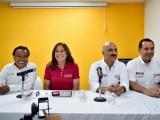 Trabajaremos con AMLO para integrar a Veracruz al Proyecto de Nación: Rocío Nahle