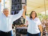 Veracruz está listo para escribir con AMLO la Cuarta Transformación de México: Rocío Nahle