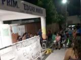 Le quieren cambiar nombre a la primaria Edgar Morín, padres se oponen