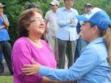 Impulsará Nora Lagunes mayores recursos para carreteras