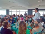 La ruta para el desarrollo de Veracruz es el cambio: Juan Manuel Unánue