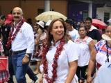 Impulsaremos proyecto de López Obrador para transformar Veracruz: Rocío Nahle