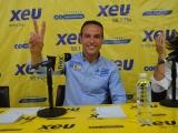 Ganaron los Resultados y Propuestas en el Debate de XEU: Juan Manuel Unánue