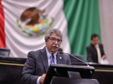 Ley de Bibliotecas para Veracruz, plantea el diputado José Luis Enríquez