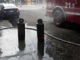 Flamazo en vivienda movilizó a los bomberos de Veracruz