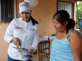 Mujeres emprendedoras de Los Carriles y de Arboledas, van con Marisol Arróniz