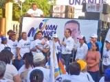 Vamos a respaldar las propuestas de seguridad de MAYM: Juan Manuel Unánue