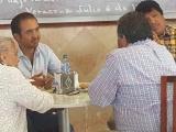 """""""Con cafecito"""" inició negociación salarial entre líderes sindicales y Fernando Yunes"""