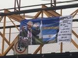Cuelgan mantas contra alcalde de Xalapa