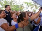 """""""Veracruz Porvenir"""", estrategia para combatir la pobreza y transformar la vida de las personas: MAYM"""