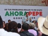 El único actor que ha estado con los empresarios he sido yo: Pepe