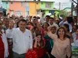 Inauguran ciudadanos casa de enlace 13 de JNC en Córdoba