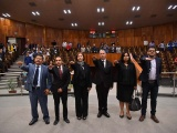 Rinden protesta los integrantes del Consejo Consultivo del IVAI