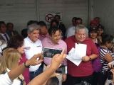 Denuncian ante FEPADE a gobernador de Veracruz y al candidato de Acción Nacional