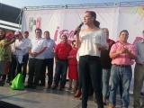 Las mujeres son la fuerza de este estado: Sheila Flores