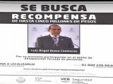 Obtiene FGEV orden de aprensión contra Luis Ángel Bravo Contreras