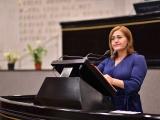 Diputada Eva Cadena propone atención obligatoria a los menores migrantes