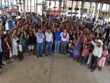 Gestionará Jesús Guzmán recursos para más espacios públicos