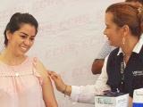 Muestra resistencia ciudadanía a vacunarse contra la influenza