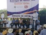 Trabajaré por mi tierra sin distingos partidistas: Juan Carlos Molina