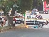 Declaran ante FGE policías participantes en balacera donde falleció hijo de periodista