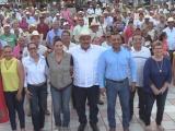 Realiza Juan Carlos Molina gira de trabajo por Isla y Rodríguez Clara