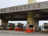 Cerrado el puerto de Veracruz a la navegación menor y de altura por evento de norte