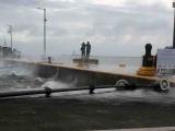 Continúa cerrado el Puerto de Veracruz a la navegación