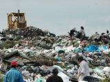 Controlado incendio en el basurero municipal de Veracruz