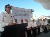 Entrega la SCT obras de la primera etapa de inversión Pública del Nuevo Puerto de Veracruz