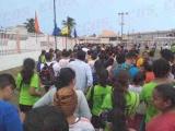 Violenta persecución entre policías y asaltantes en avenida Urano
